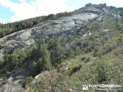 Nacimiento del Río Manzanares (Descenso del Río Manzanares); senderismo en potes